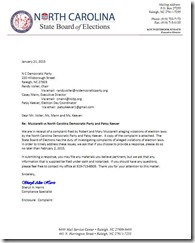 State Board of Elections
