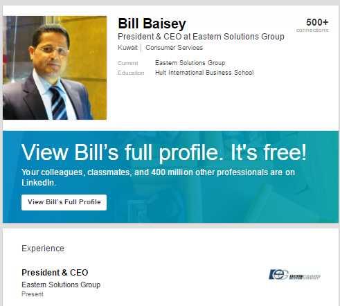bill baisey