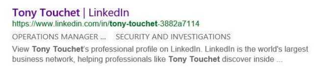 Tony 5